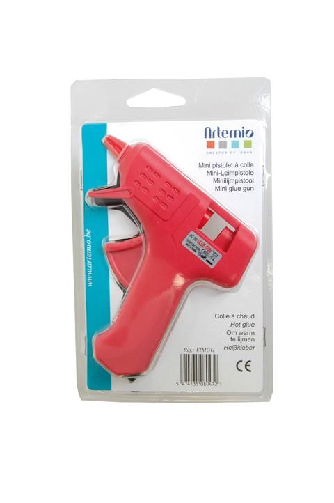 Mini pistola de silicona 2 barritas arcilla de metal - Silicona liquida precio ...